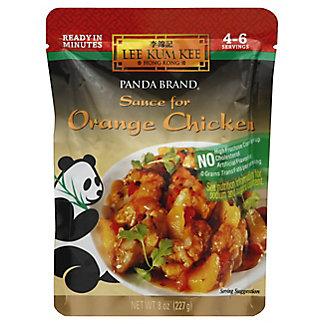 Lee Kum Kee Panda Brand Sauce for Orange Chicken, 8 oz