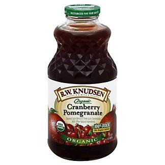 RW Knudsen Organic Cranberry Pomegranate Juice,32 oz