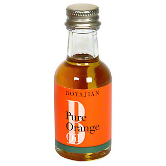 Boyajian Natural Flavor Orange,1 OZ
