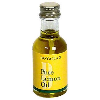 Boyajian Natural Flavor Lemon, 1 OZ