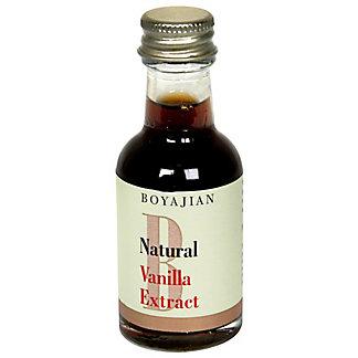 Boyajian Natural Vanilla Extract,1 OZ
