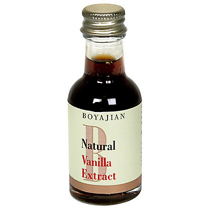 Boyajian Natural Vanilla Extract,1 OZ