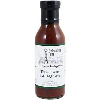 Fredericksburg Farms Texas Firepit BBQ Sauce,14 oz