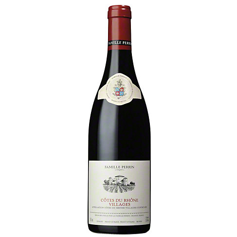 Perrin & Fils Perrin & Fils Cotes du Rhone Villages Red Wine, 750 mL