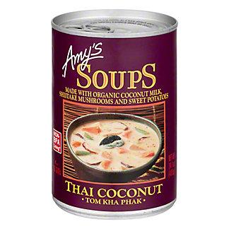 Amy's Tom Kha Phak Thai Coconut Soup, 14.1 oz
