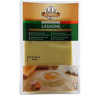Antica Pasteria Fresh Lasagne Sheets,8.8 OZ