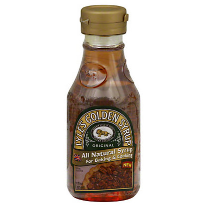 Lyle's Golden Syrup All Natural Syrup, 11 oz