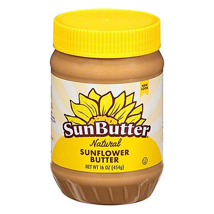 SunButter Natural Sunflower Seed Spread,16.00 oz