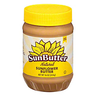 SunButter Natural Sunflower Seed Spread,16.00 oz
