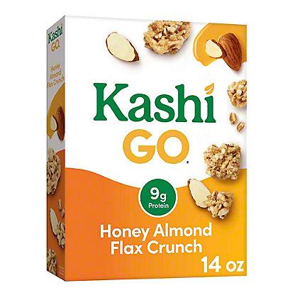 Kashi GoLean Crunch! Honey Almond Flax Cereal, 14 oz