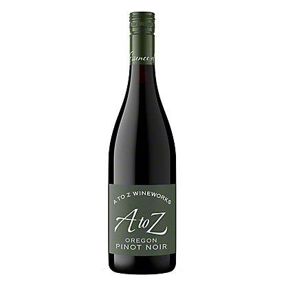 A to Z Oregon Pinot Noir, 750 mL