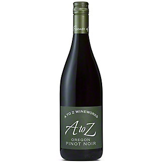 A to Z Oregon Pinot Noir, 750 mL