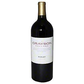 Grayson Cellars Merlot,750ML