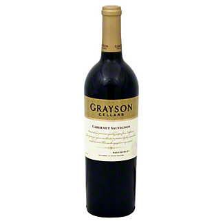 Grayson Cellars Cabernet Sauvignon,750 ML