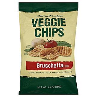 Central Market Bruschetta Veggie Chips, 5.5 oz