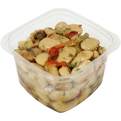 Divina Giant White Beans Gigandes In Vinaigrette, Sold by the pound