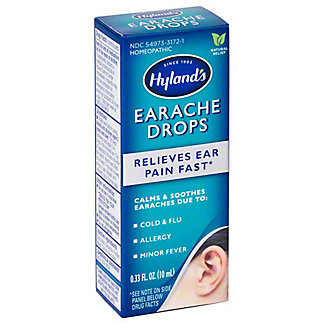 Hylands Earache Drops, .33 oz