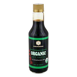 Kikkoman Organic Soy Sauce, 10.00 oz