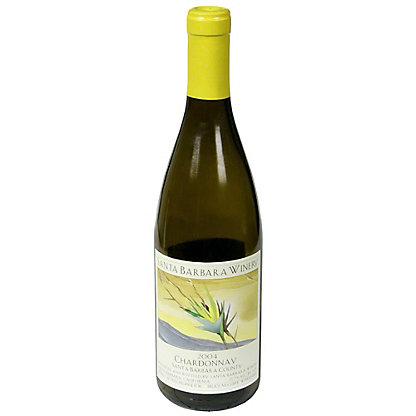 Santa Barbara Winery Chardonnay, 750 ML