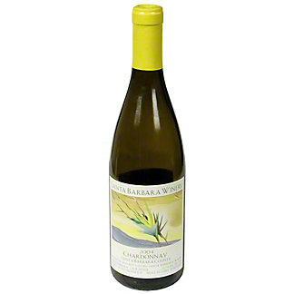 Santa Barbara Winery Chardonnay, 750 ML