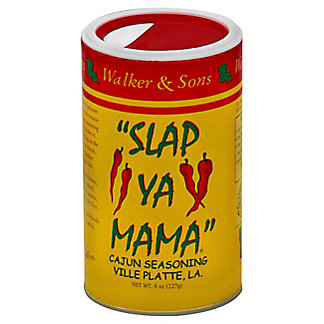 Slap Ya Mama Cajun Seasoning,8 OZ