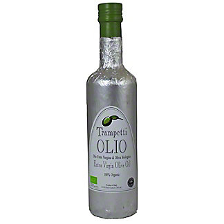 CASINA ROSSA Ritrovo Trampetti Organic Extra Virgin Olive Oil,500 ML