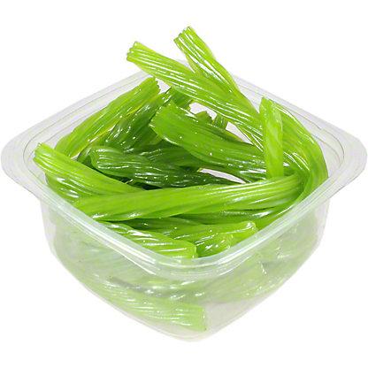 Bulk Green Apple Twists,LB
