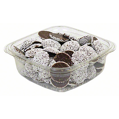 Bulk Chocolate Non Pareils,LB
