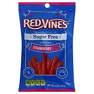 Red Vines LICORICE SUGAR FREE RED BAG, 5.00 oz