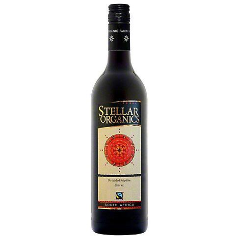 Stellar Organics Shiraz, 750 ML