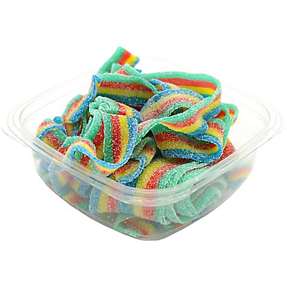 Bulk Sour Power Belts Multi Color,LB