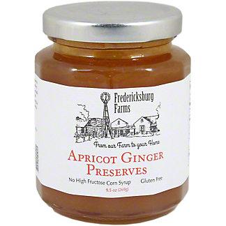 Fredericksburg Farms Apricot Ginger Preserves,9.5 oz