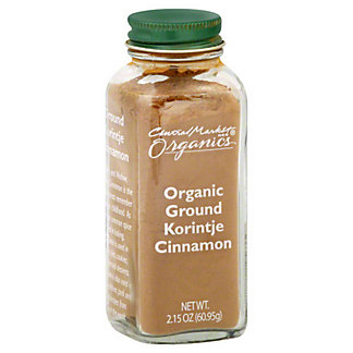Central Market Organics Ground Korintje Cinnamon,2.15 OZ