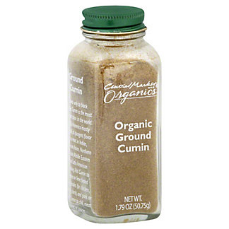 Central Market Organics Ground Cumin,1.79 OZ