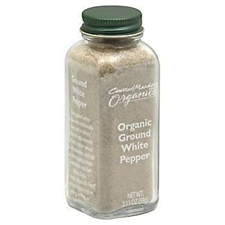 Central Market Organics Ground White Pepper,2.11 OZ