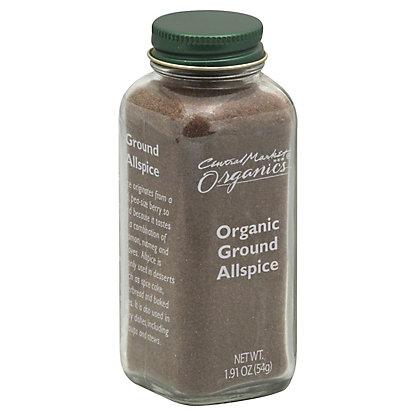 Central Market Organics Ground Allspice,1.91 OZ