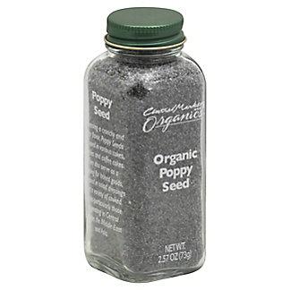 Central Market Organics Poppy Seed,2.57 OZ