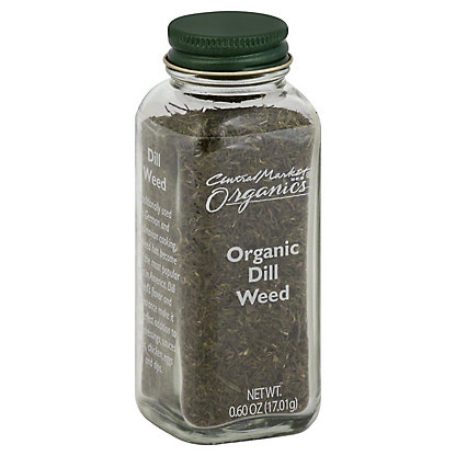 Central Market Organic Dill Weed,0.60 OZ