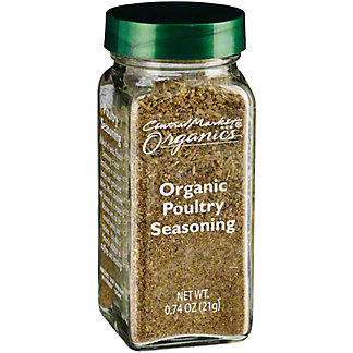 Central Market Organics Poultry Seasoning,0.74 OZ