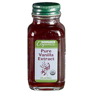 Central Market Organics Pure Vanilla Extract,2 OZ