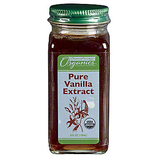 Central Market Organics Pure Vanilla Extract,4 OZ