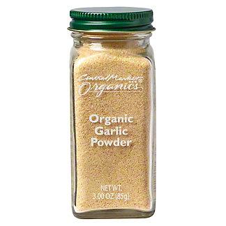 Central Market Organics Garlic Powder,3.24 OZ
