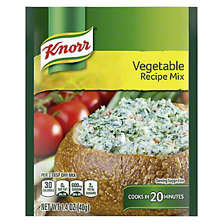Knorr Recipe Mix Dip Mix Vegetable,1.40 oz