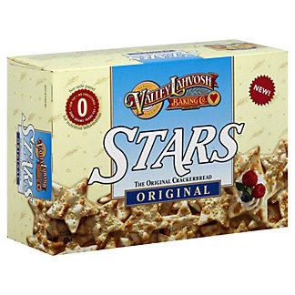 Valley Lahvosh Original Stars Cracker, 4.5 oz