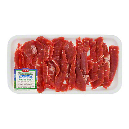 Fresh Natural Beef For Stir Fry,sold by the pound