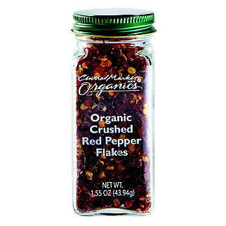 Central Market Organics Crushed Red Pepper Flakes,1.55 OZ