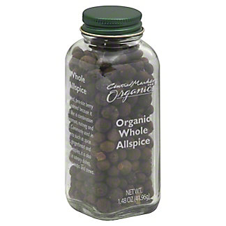 Central Market Organics Whole Allspice, 1.48 oz