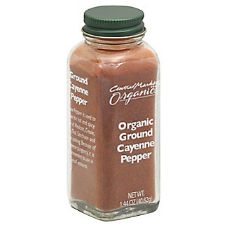 Central Market Organics Ground Cayenne Pepper,1.44 OZ