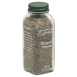 Central Market Organics Thyme,0.91 OZ