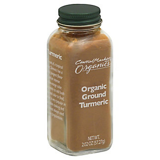 Central Market Organics Ground Turmeric,2.02 OZ